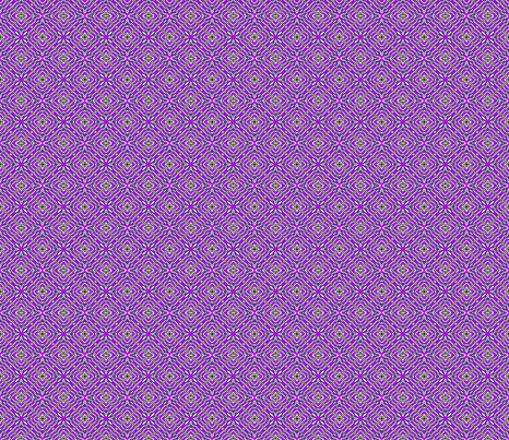 Tile weaving in purple, Small size. fabric by koalalady on Spoonflower - custom fabric