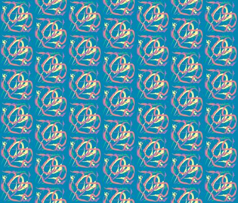 Blue-Floral-Movement
