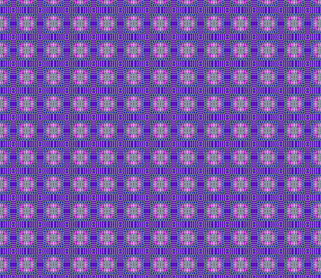 tile-weave_purple_blue_pink_small fabric by koalalady on Spoonflower - custom fabric