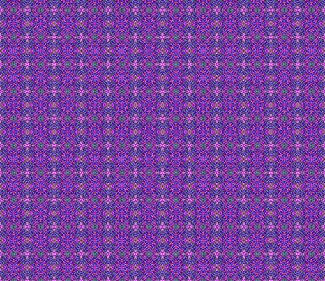 tile-weave_purple_star_small fabric by koalalady on Spoonflower - custom fabric