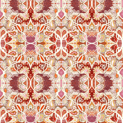 The Czar's tablecloth fabric by edsel2084 on Spoonflower - custom fabric