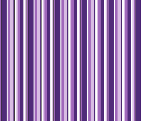 Purple_Stripes fabric by megankaydesign on Spoonflower - custom fabric