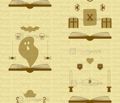 Rrrrrbook_damask_brown_words_comment_154154_preview