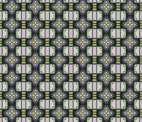 GreenRug-small fabric by koalalady on Spoonflower - custom fabric