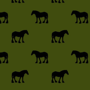 Heavy-Horse-Black-Olive