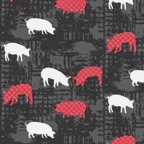 Grunge Pig-ch