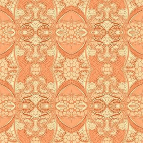 Orange Blossum Time