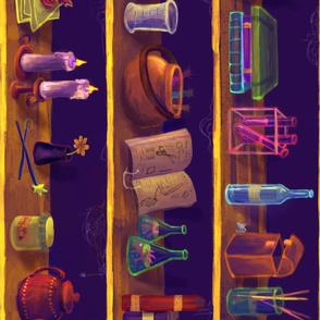 Magicians cupboard