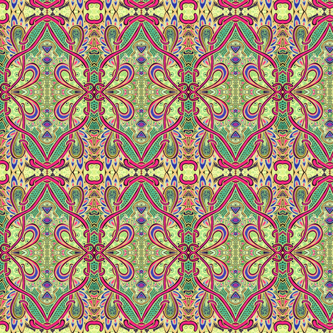 Tied With a Bow fabric by edsel2084 on Spoonflower - custom fabric