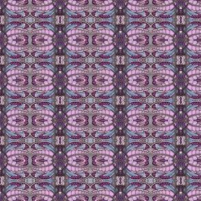 Angel Wings (horizontal, periwinkle/pink)