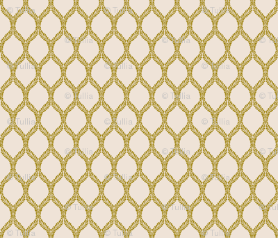 leaves_Gold_Ikat
