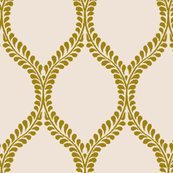leaves_Gold_Ikat