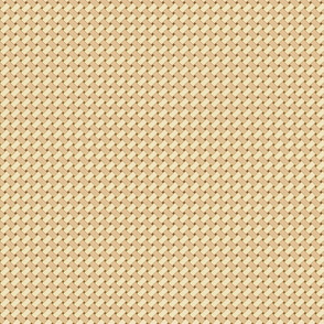 basketweave. tan