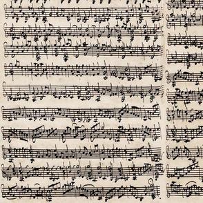 Bach Manuscript