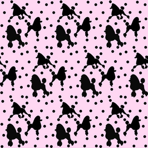 POODLES AND DOTS