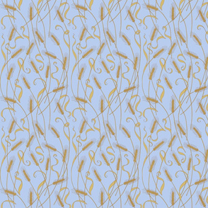 Art_nouveau_wheat_tight_blue