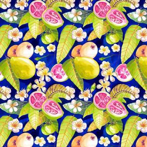 Beautiful Brazilian guavas