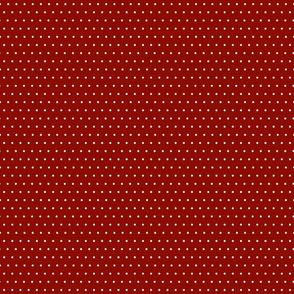 Dream Cake - Basic Dot - Red
