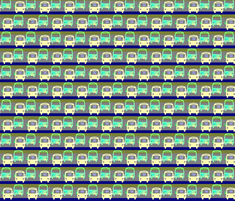 Driving baby by evandecraats march 26, 2012 fabric by _vandecraats on Spoonflower - custom fabric