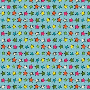 inky stars