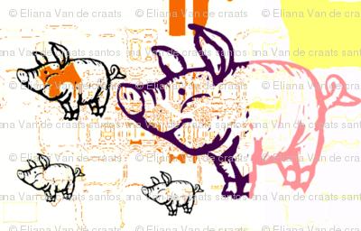 LITTLE PIGS FARM by evandecraats march 26, 2012