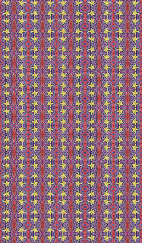 Super hero, small fabric by hooeybatiks on Spoonflower - custom fabric
