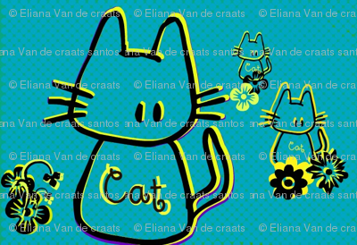 Cats by evandecraats march 26, 2012