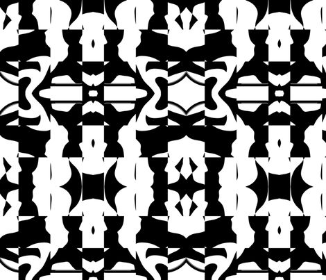 Blocky 20 fabric by animotaxis on Spoonflower - custom fabric