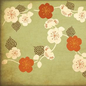 Vintage Sakura