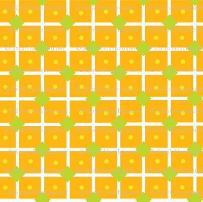 Dots, squares, lattuce