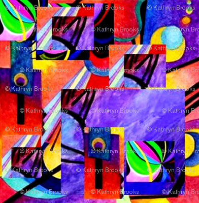 Kandinsky collage