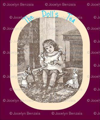 The Doll's Tea