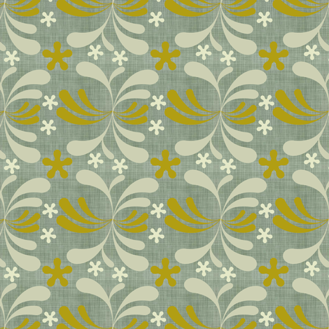 Pollen Baby fabric by brainsarepretty on Spoonflower - custom fabric