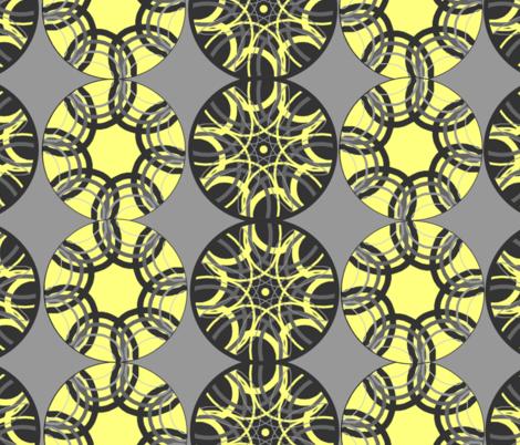 mandalaSheet fabric by designsbychelsee on Spoonflower - custom fabric