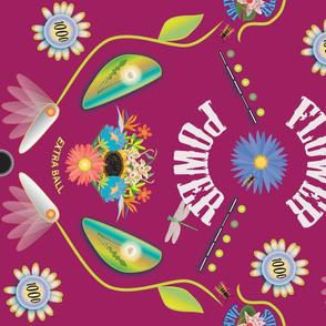 Flower Power Pinball