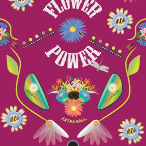 Flower Power Pinball 2