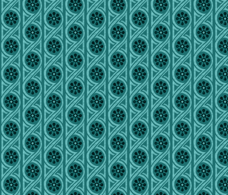 faribault blues fabric by keweenawchris on Spoonflower - custom fabric