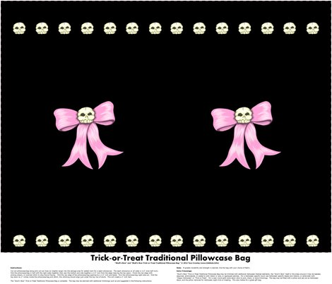 Rrrrskull_n_bow_trick-or-treat_traditional_pillowcase_bag_-_2012_tara_crowley_shop_preview