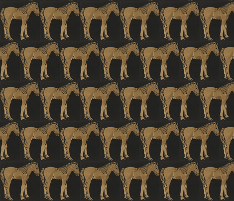 Colt fabric by zephyrus_books on Spoonflower - custom fabric