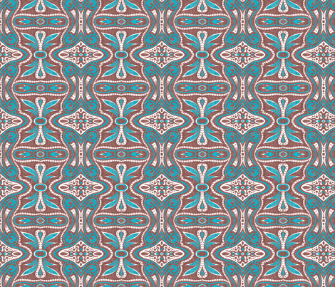 Mariestad fabric by siya on Spoonflower - custom fabric