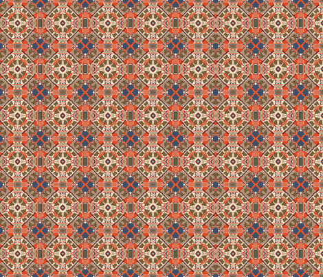 Geometric_Pattern_017 fabric by cveta on Spoonflower - custom fabric