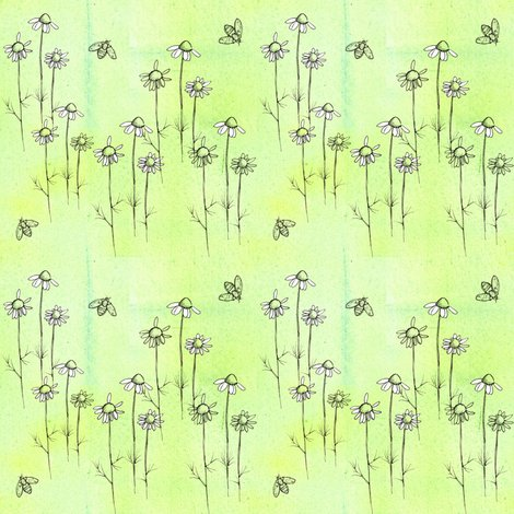 Rrrrchamomile_bees_fabric_shop_preview