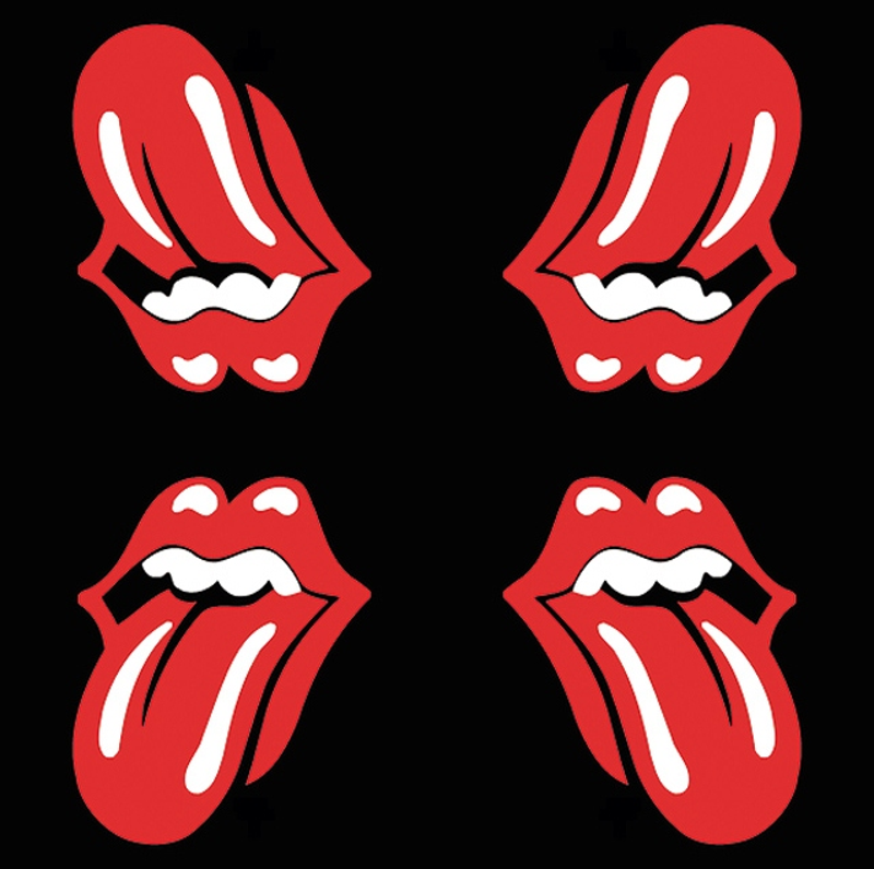 Rolling Stones Tongue Wallpaper Images & Pictures - Becuo