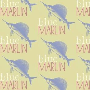 Blue Marlin!
