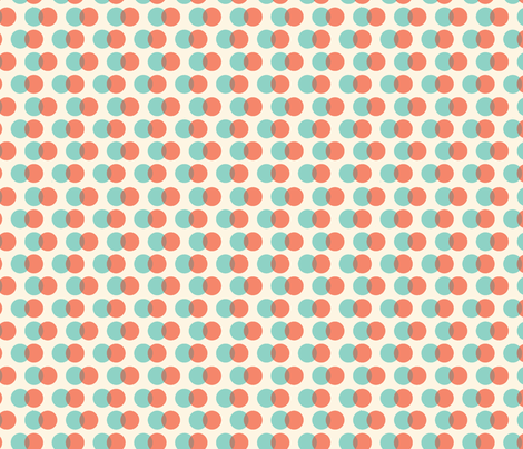 circles 3d fabric by myracle on Spoonflower - custom fabric