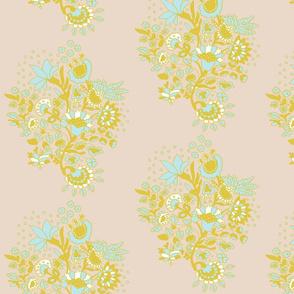 Vintage Lace Floral