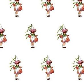 Flower Child (Children's Book) Crocus