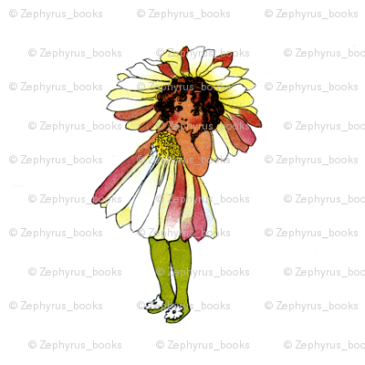 Flower Child (Children's Book) Daisy