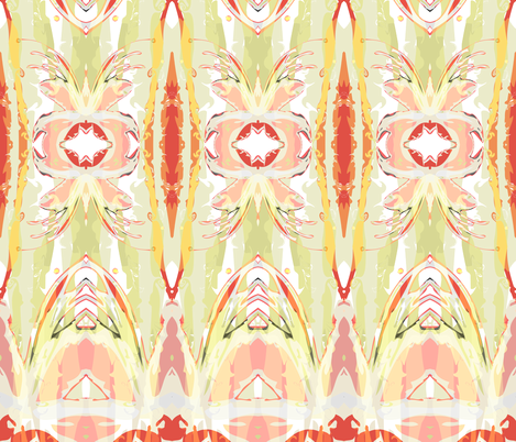 theme1_azalia2 fabric by belkastore on Spoonflower - custom fabric