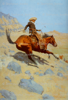 Frederic Remington's The Cowboy 1902